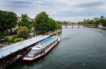Bateaux Parisiens, Edventure Travel Paris School Trip