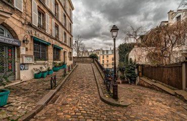 Montmatre paris school trip, edventure travel