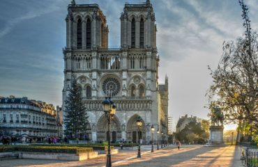 Notre Dame Cathedral, edventure Travel France School Trip