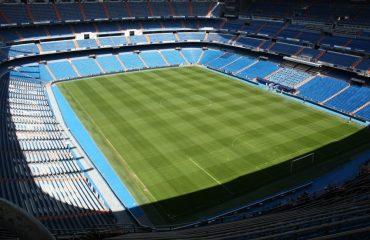 Bernabeu Stadium, Spain