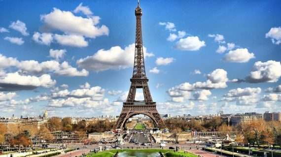 Eiffel Tower, Tour Montparnasse, Edventure Travel Paris School Trip