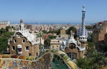 Parc Guell, Spain