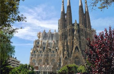 Sagrada Famillia Cathedral, Spain